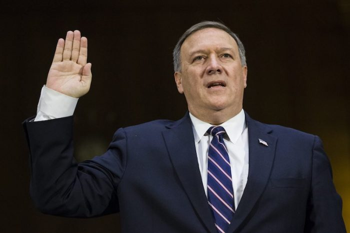 Is Pompeo the Right Man for a Trumpian Foreign Policy?