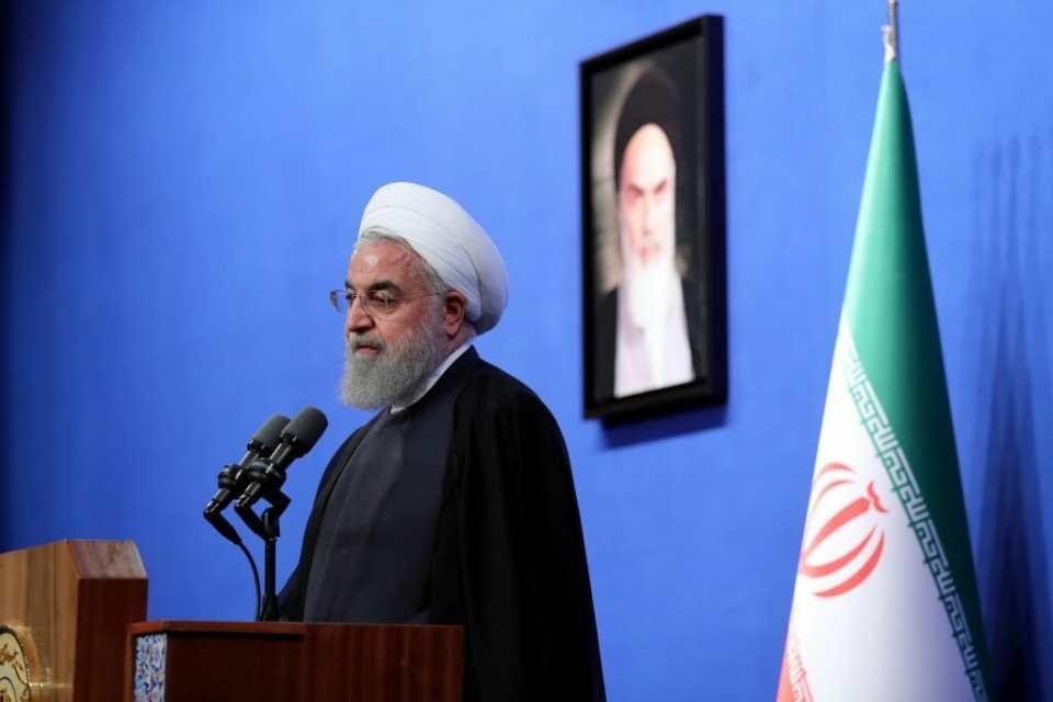 Never-ending antagonism against Iran