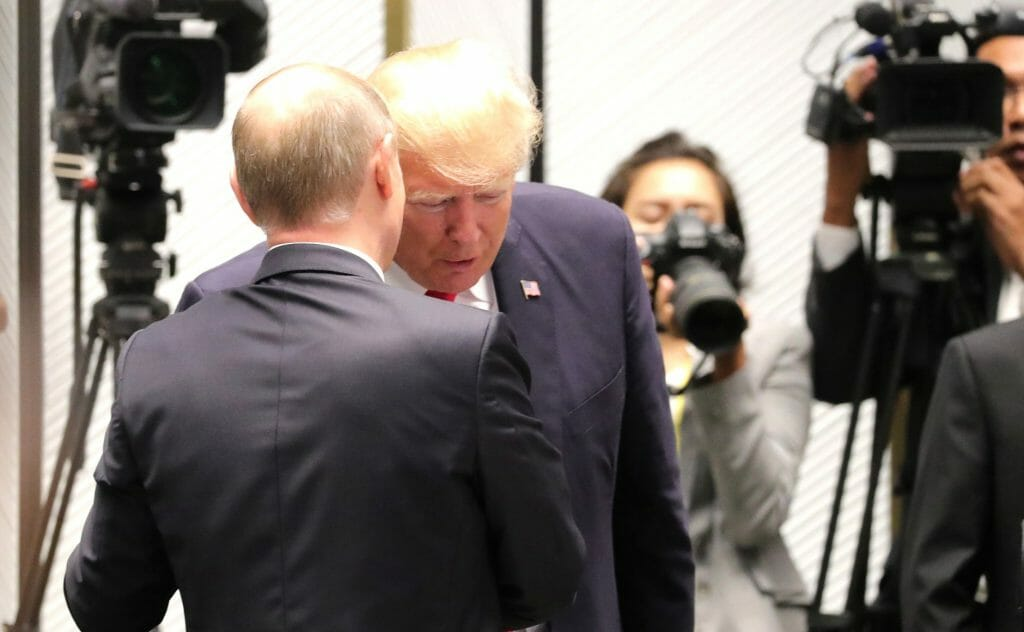 Trump's Moscow Gamble