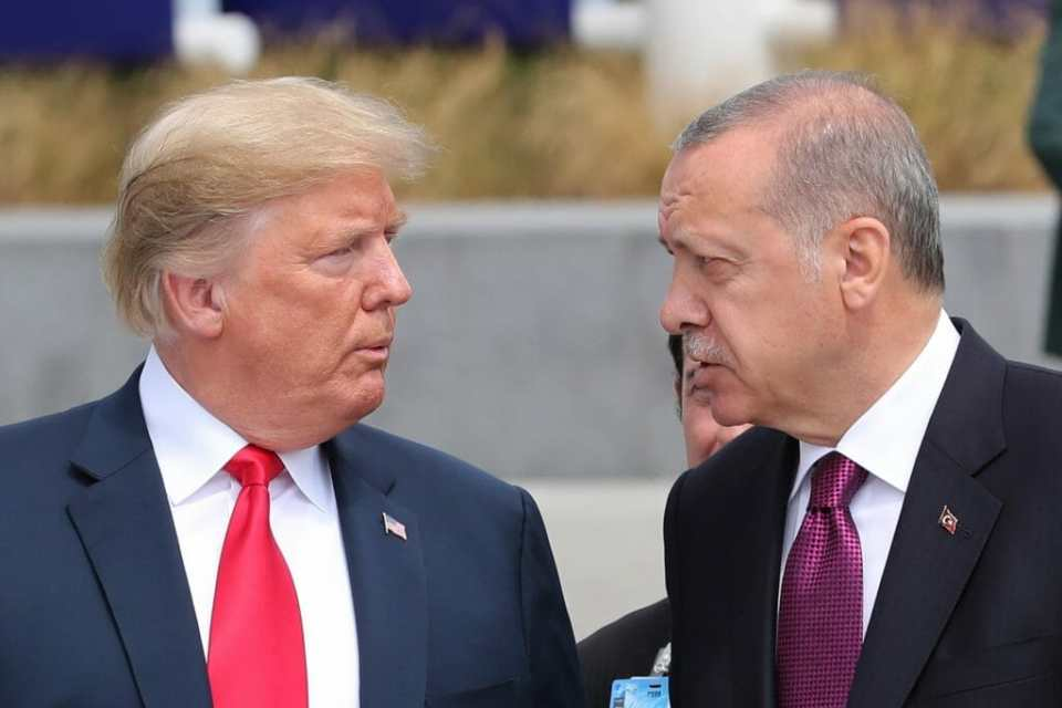 US-Turkey Ties on the Brink of Collapse?