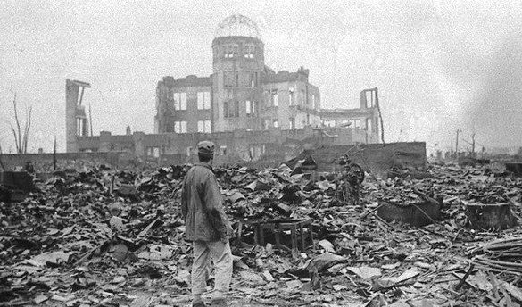 Nagasaki as a reminder for all of us