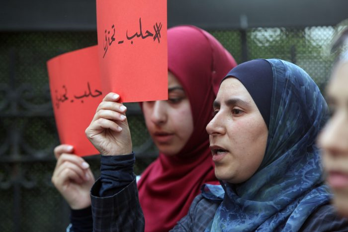 Syrian Women Should be at the Forefront of Building Peace