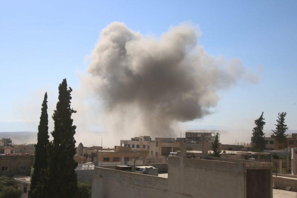 Turkey's strategic interests in Idlib