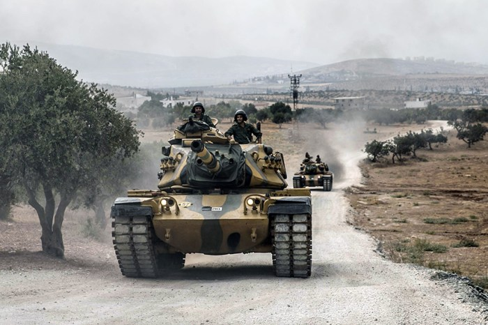 Syria's impact on Turkey-US relations