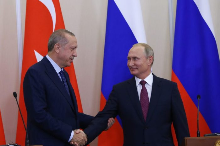 Can the Turkish-Russian Deal Save Idlib?