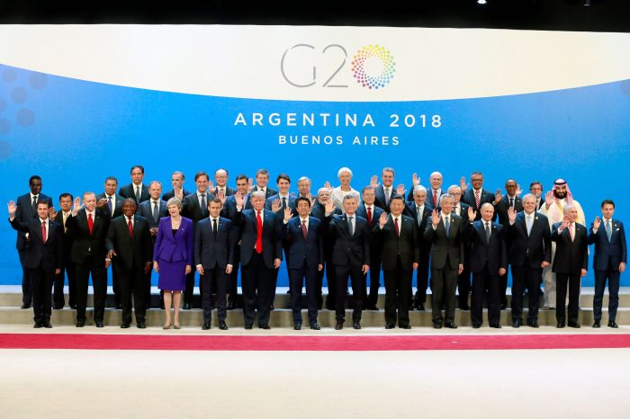 The G20 should have been more than a photo op for leaders