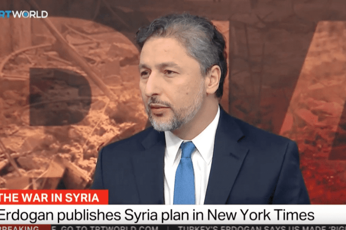Analysis: Turkey's plan for Syria - interview with TRT World