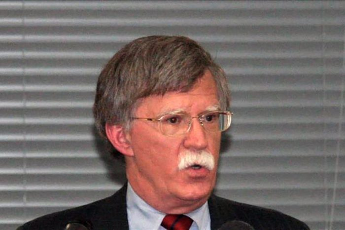 Bolton's Ankara visit can change Washington's image in Syria