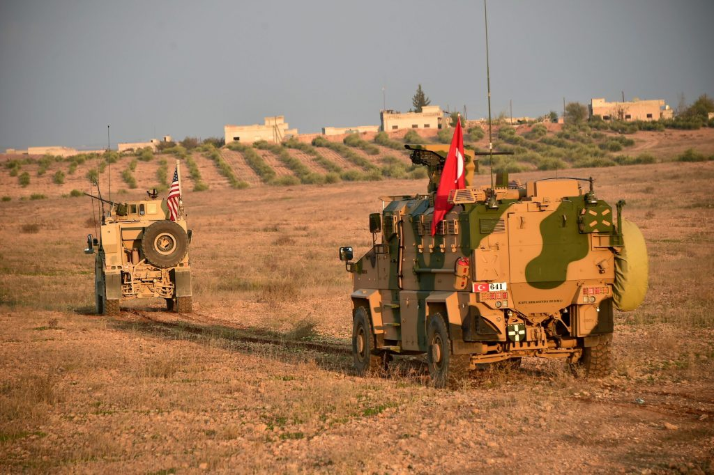 U.S. Withdrawal from Syria