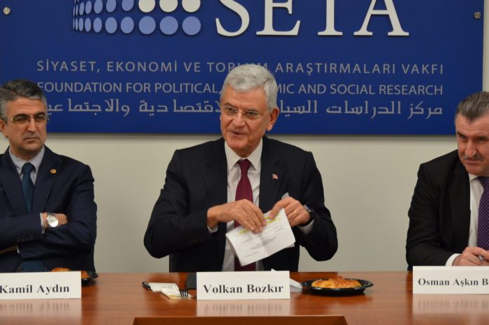 Event Summary: A Private Roundtable on Turkish-American Relations