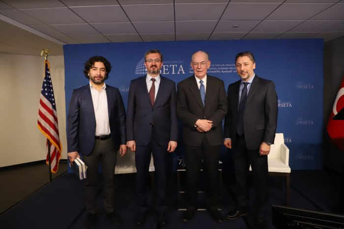 Event Summary: Book Discussion with John Mearsheimer