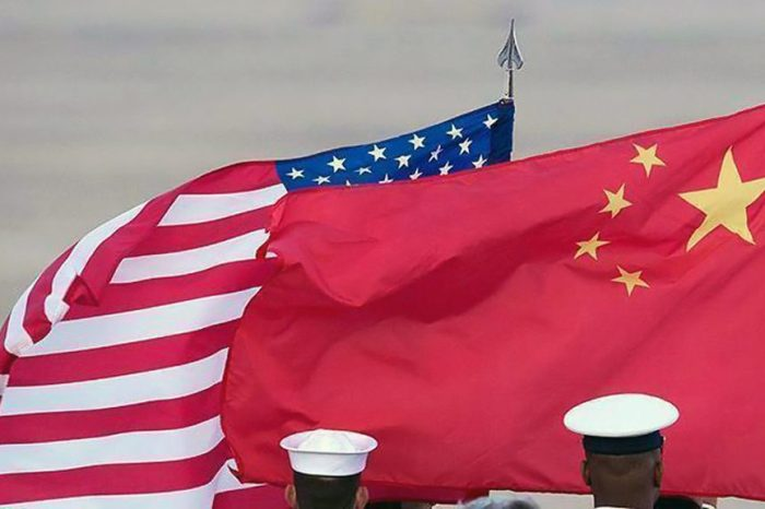 The arms race between Washington and Beijing