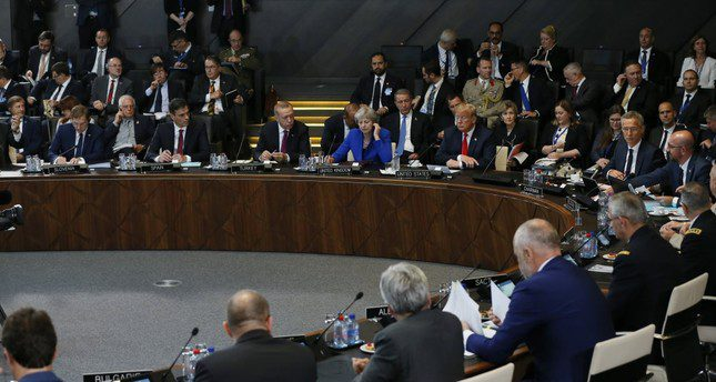 US position in NATO effects ties with Turkey