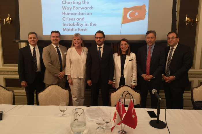 Event Summary: Charting the Way Forward: Humanitarian Crises and Instability in the Middle East