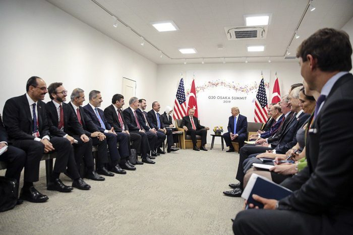 Turkey-US partnership after Osaka Summit