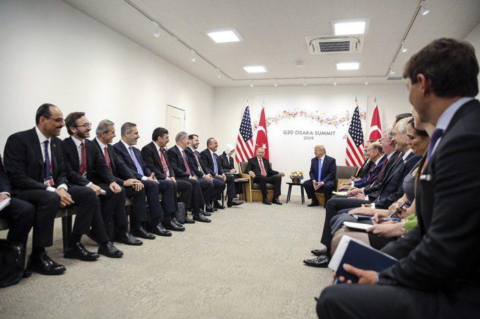 Turkey-US partnership after Osaka Summit
