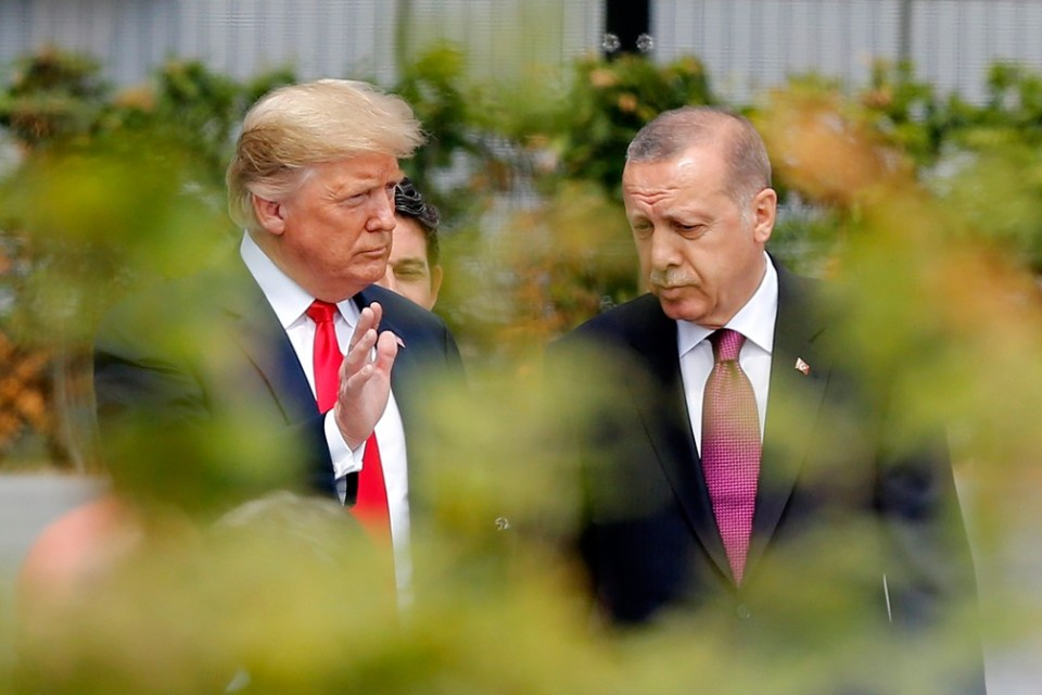 How to build trust in Turkey-US ties