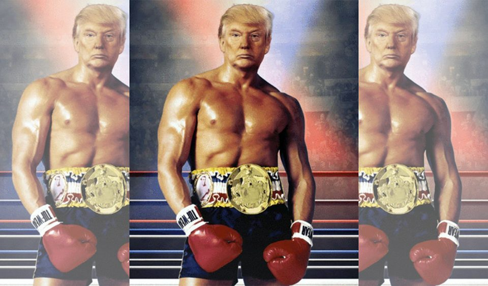Making Rocky great again: What the fictional champ can teach America