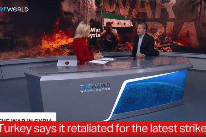 The War in Syria: Interview with TRT World