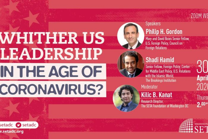 Event Summary: Whither US Leadership in the Age of Coronavirus?