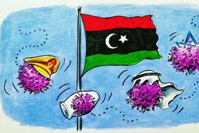 Change of balance in Libya