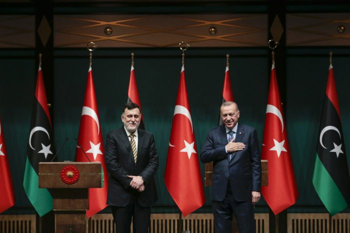 Sarraj's Turkey visit and a new era in Libya