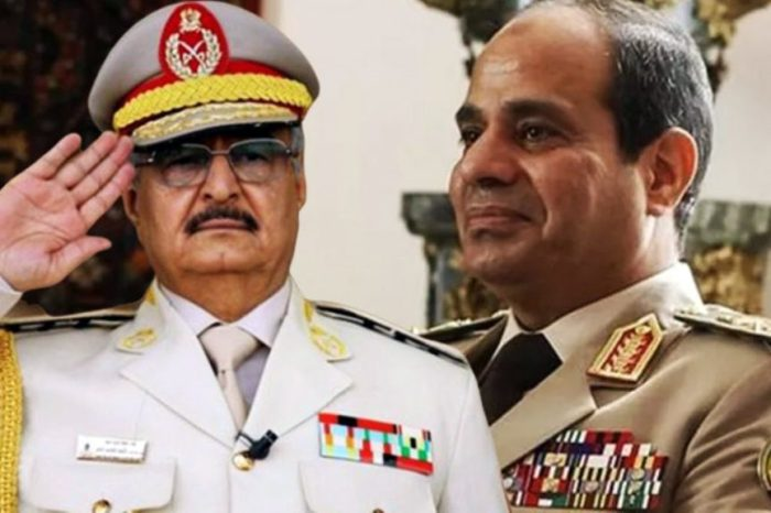 Cairo's threats and the Sirte-Jufra deadlock