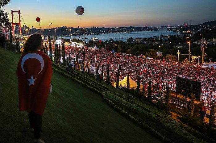 July 15 and Turkey-US relations