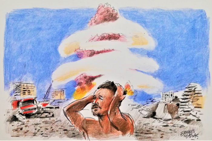 Beirut blast and the fate of the Middle East