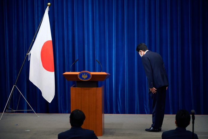 Farewell to Abe: Change in dynamics in Japan and Asia-Pacific