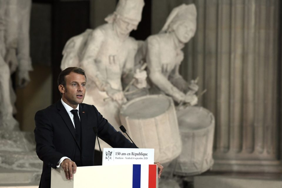 Macron's irrational actions and EU's indifference