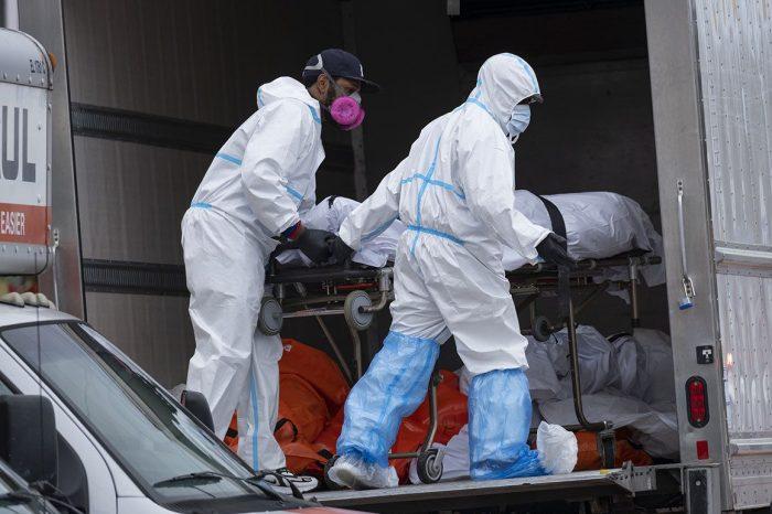 ABD'de Koronavirüs Ölüm Sayısı 200 Bini Geçti