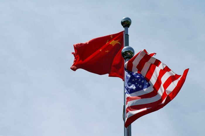 China becomes domestic issue for US politics