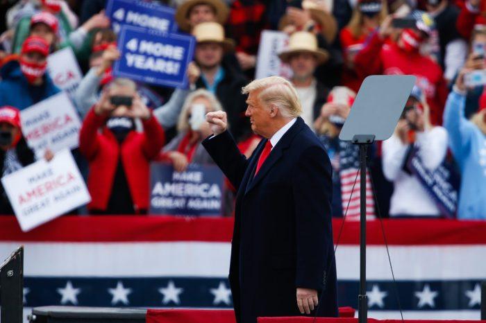 Trump ve Biden Seçime Günler Kala Salıncak Eyaletlere Yoğunlaşıyor