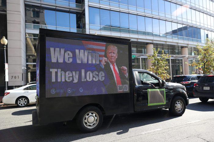 Trump'a Seçim Sonuçlarını Kabul Etmesi Yönünde Baskı Artıyor