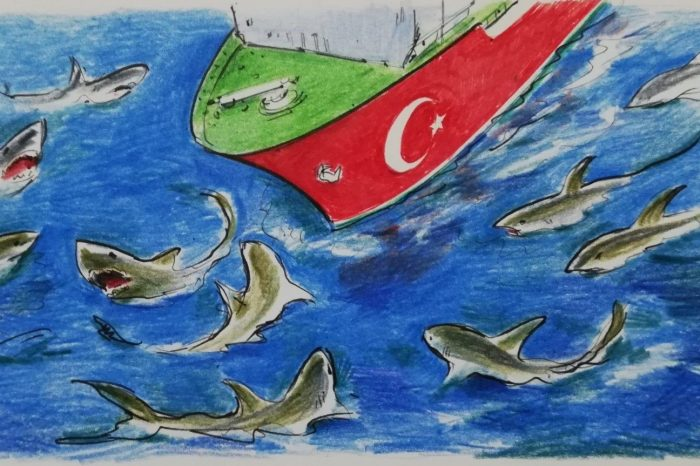 Turkey at heart of crises, power competition