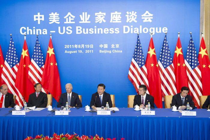 """Biden Pentagon Ziyaretinde """"Çin Çalışma Grubu"""" Kurulacağını Açıkladı"""