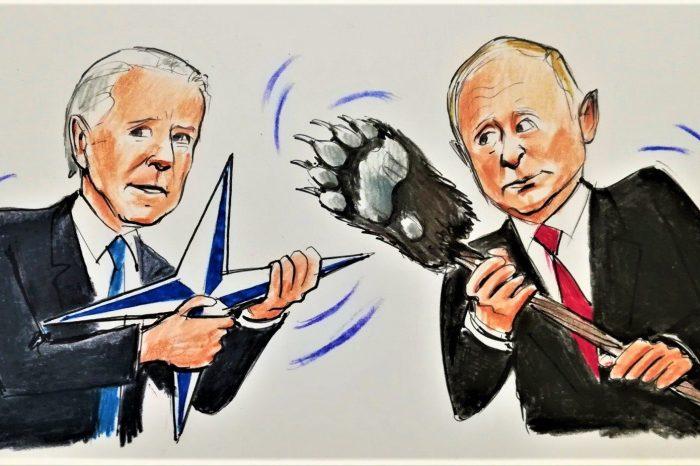 Donbass: The first round between Biden and Putin