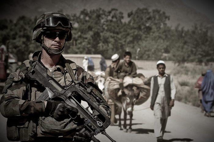 Amerikan Askerleri Afganistan'dan Çekilmeye Başladı