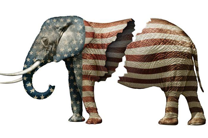Trump Cumhuriyetçi Parti'deki Seçim Yarışında Etkisini Hissettiriyor
