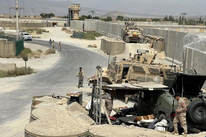 Afganistan'dan Geri Çekilme Tarihi Öne Alındı