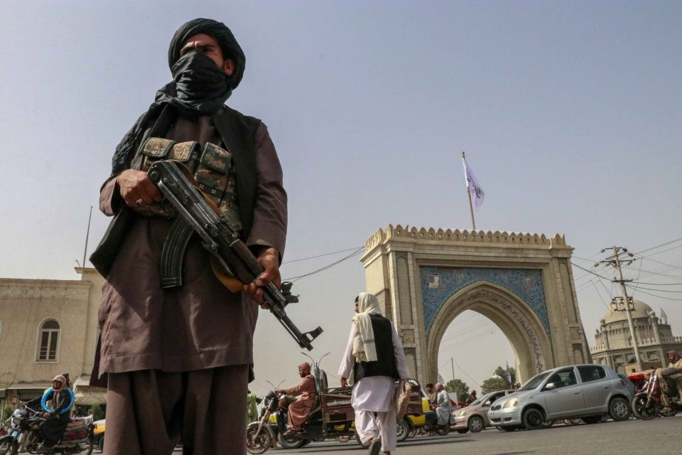 How to handle the chaos of the second Taliban era