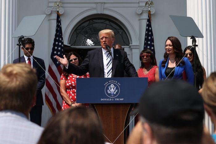 Trump Cumhuriyetçi Parti'deki Etkisini Korumaya Çalışıyor