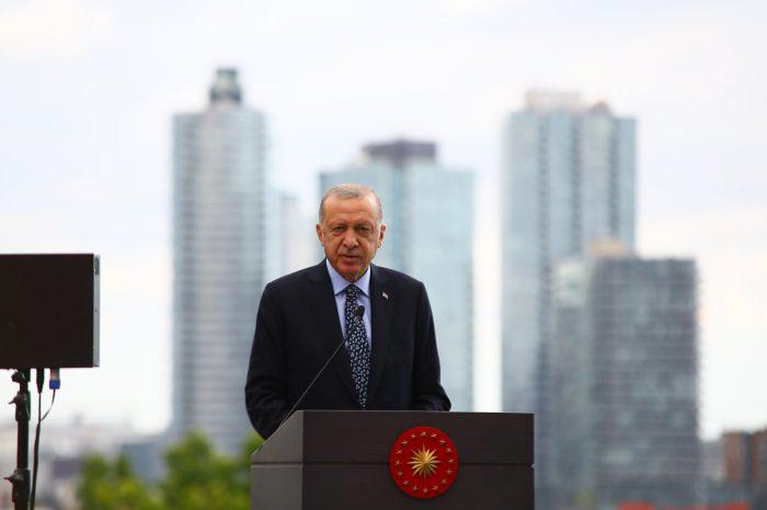 Transformation in global system and Erdoğan's UN visit