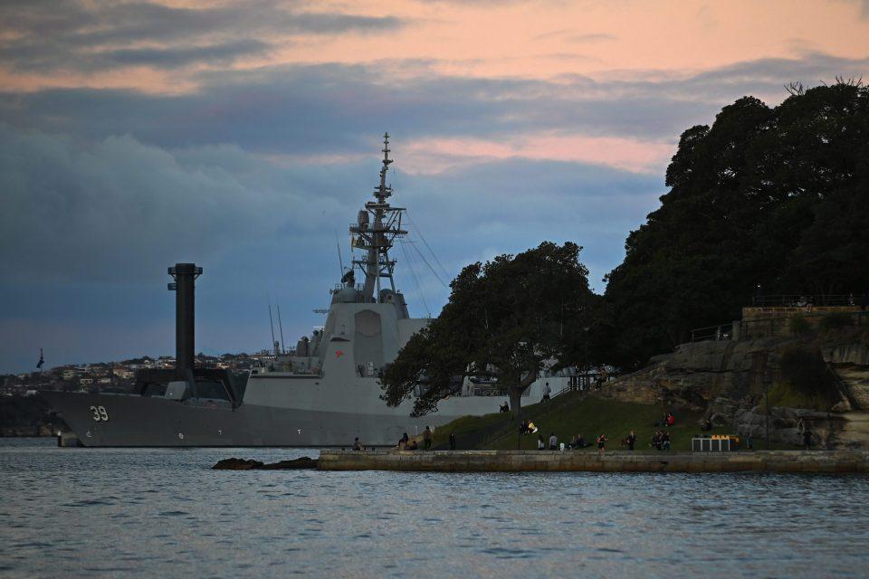 Biden Yönetimi Avustralya İle Savunma Anlaşması Yaptı