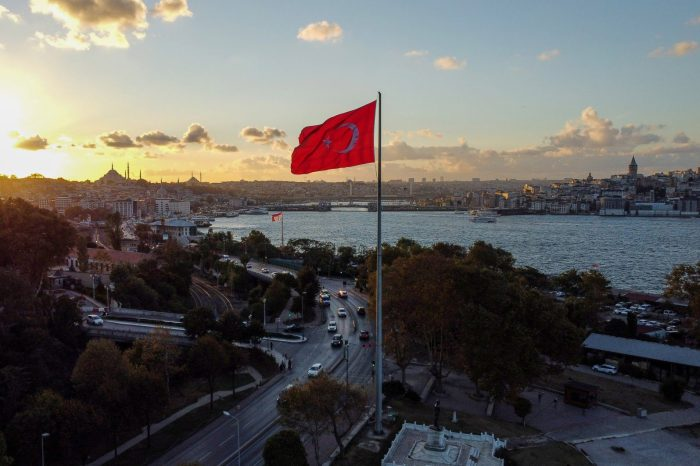 A cheap campaign on Turkey and Erdoğan
