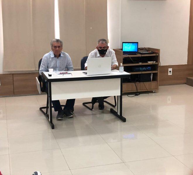 reuniãoClovisMaranhão