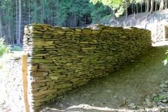 Formation Pierre sèche - Gal Pays de l'Ourthe - Wibrin - 12 juin 2014