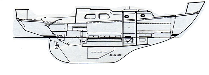 Pearson Vanguard Side Drawing