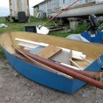 Dyer Midget dinghy